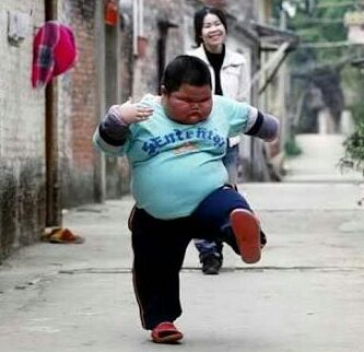 funny pictures of fat people running | Baby Monkeys ...