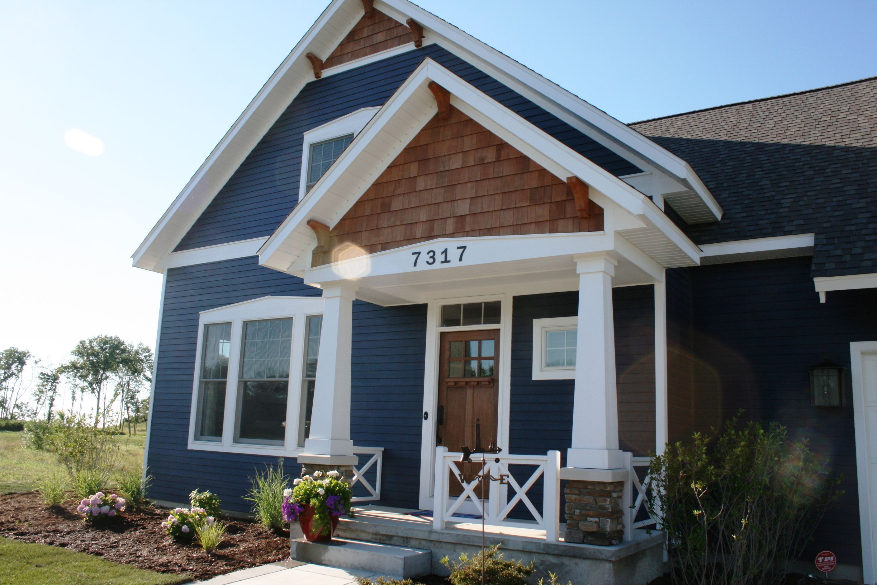 The Perfect Paint Schemes for House Exterior | Hardie board siding ...