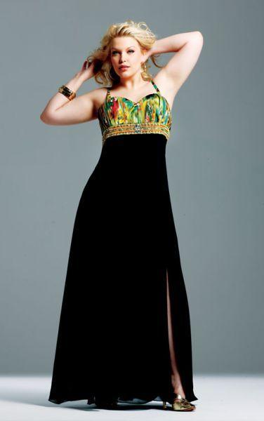 Vestidos fiesta falda negra