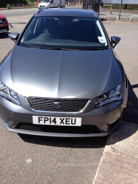 The Seat Leon Sports Tourer #carleasing deal | One of the many cars ...