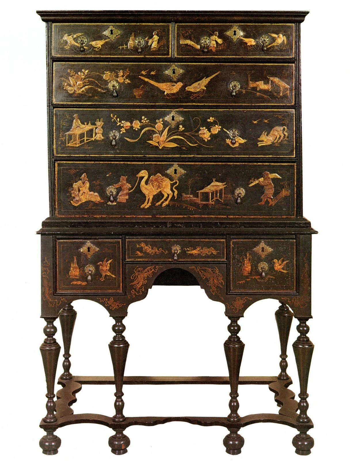 Chinoiserie furniture. Stunning piece. Antique Interior, English Interior, Antique  Furniture, Modern - Chinoiserie Furniture. Stunning Piece. *Chinoiserie Pinterest