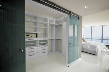 Modern Walking Closets | Modern Walk In Closets   Modern   Closet Organizers    Miami   By .
