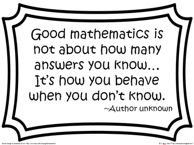 Pin by Christy Bailey McManus on Memorable Math Quotes