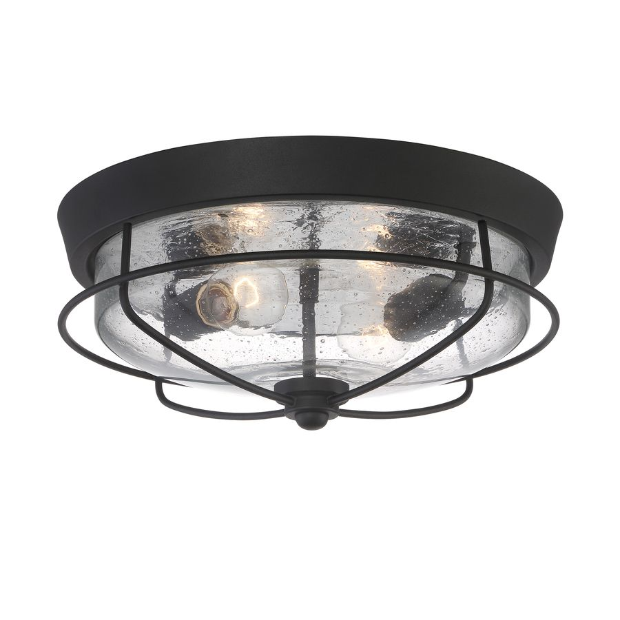 Portfolio valdara 145 in w matte black outdoor flush mount light portfolio valdara 145 in w matte black outdoor flush mount light arubaitofo Images