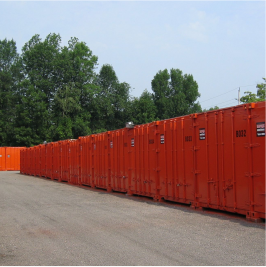 Storage Containers in Milton