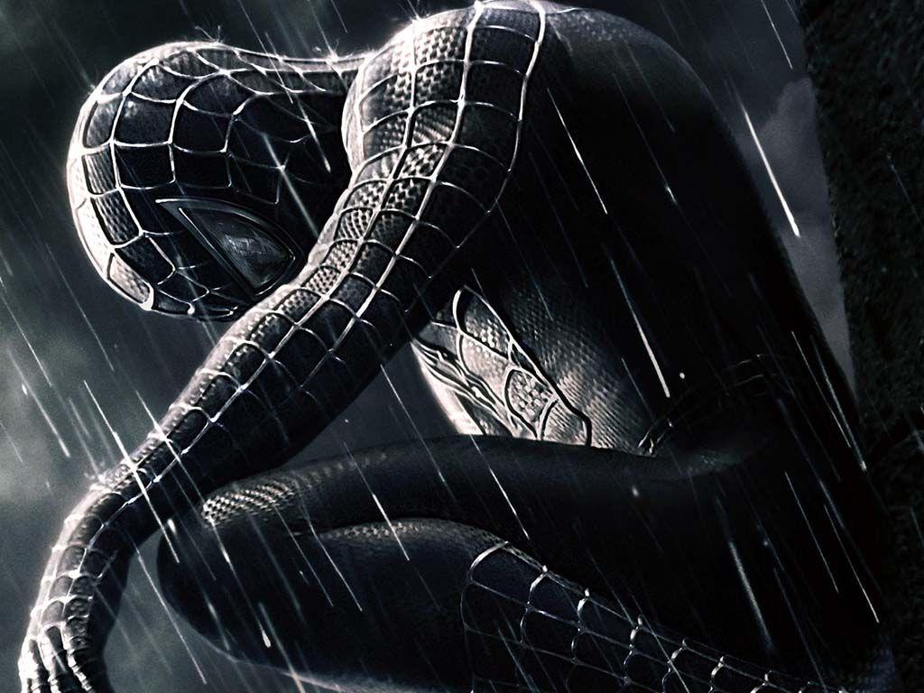 Black Spiderman Wallpapers Wallpaper Cave Spiderman Black Spiderman Marvel Costumes