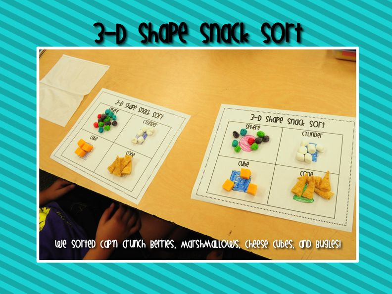 Mrs. Ricca\'s Kindergarten: Freebies - do this with our geometry unit ...