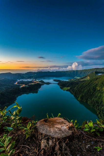 Lagoa das Sete Cidades - Fique a conhecer os tesouros dos Açores em: www.asenhoradomonte.com