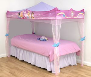 Disney Princess Bed Canopy & Disney Princess Bed Canopy | GRANDDAUGHTERS/BED~BATH | Pinterest ...