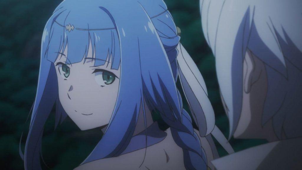 Danmachi Arrow Of The Orion Official Anime Trailer Screenshot Artemis Danmachi Anime Anime