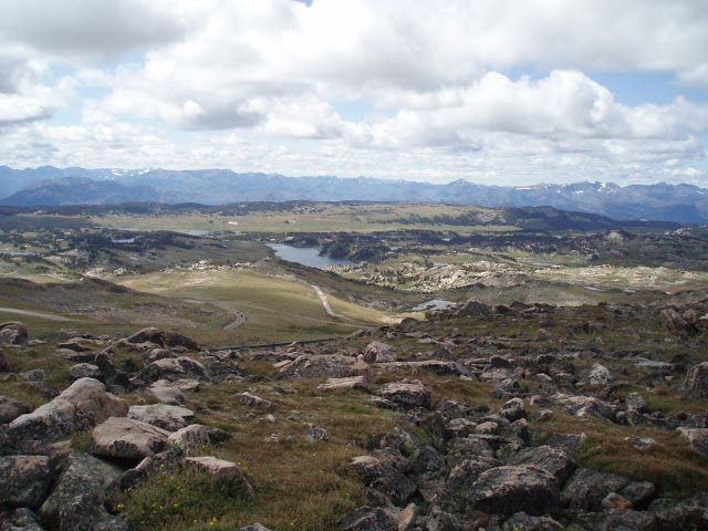Beartooth Mountains Scenic Byway