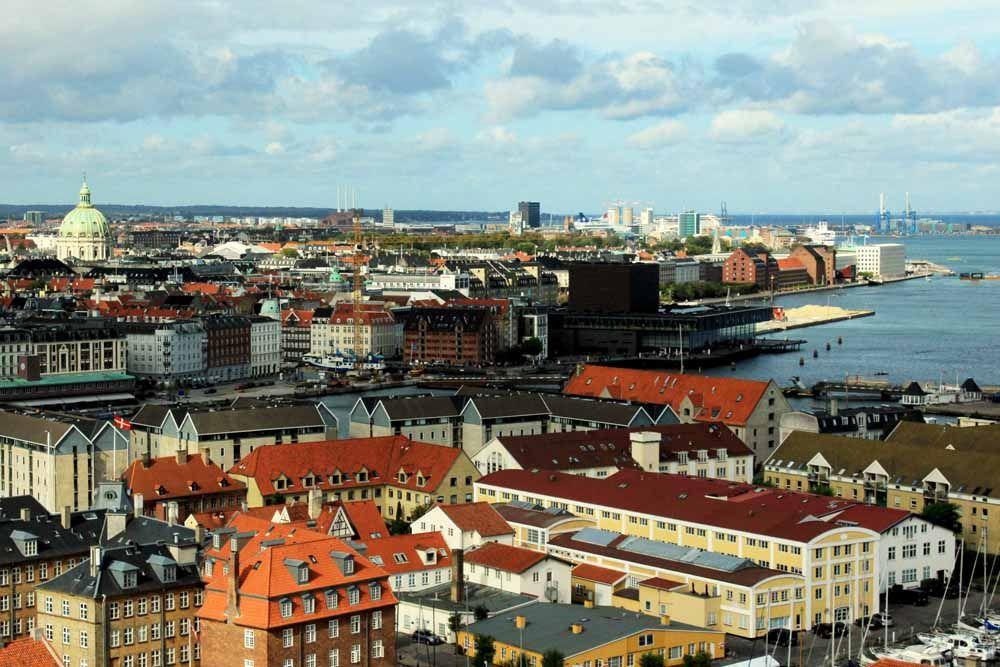 hovedstaden i danmark