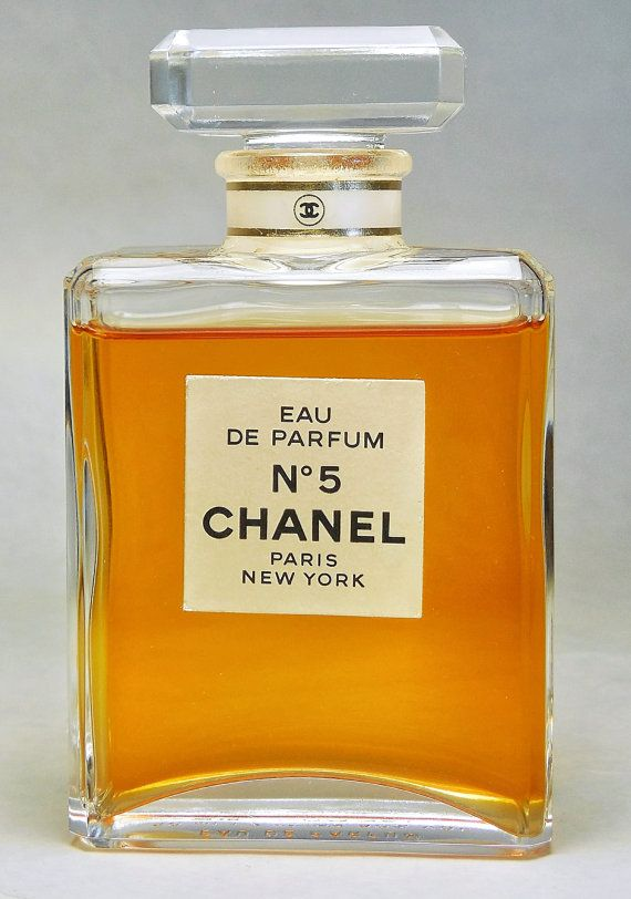 d38a67a8 Vintage Chanel No 5 Eau de Parfum Splash, 1.7 fl.oz   Perfumery ...