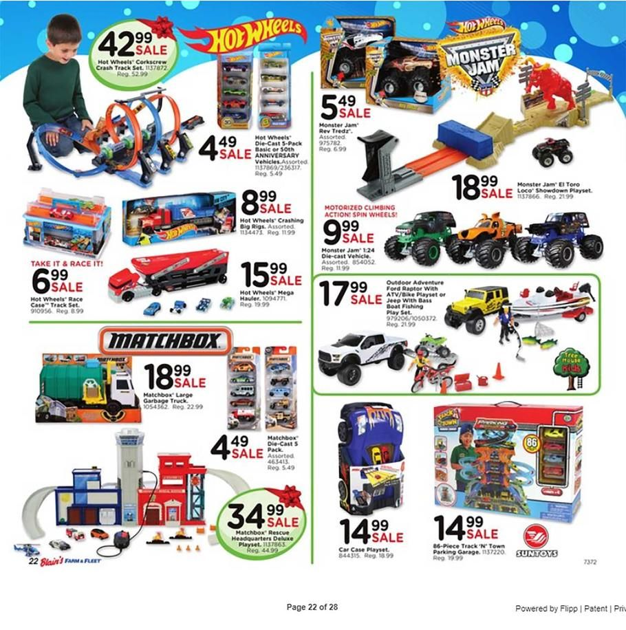 Offers Related To Blain's Farm and Fleet Coupons