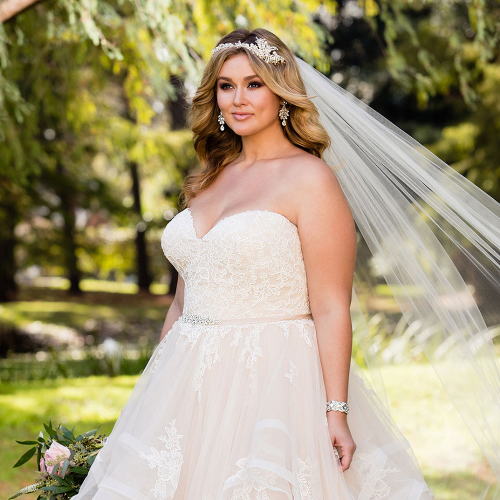 Bliss Plus Size Wedding Dresses And Bridal Gowns