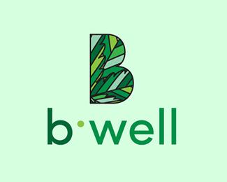 Bwell Healing Center Philosophy Healing Gaming Logos