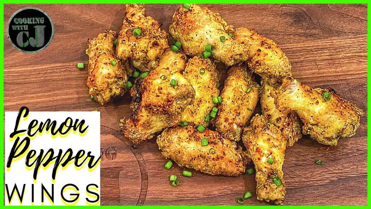 how to make lemon pepper seasoning for chicken wings