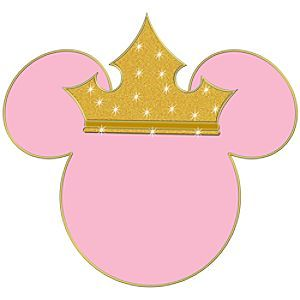 Minnie mouse gold. My inspiration for the