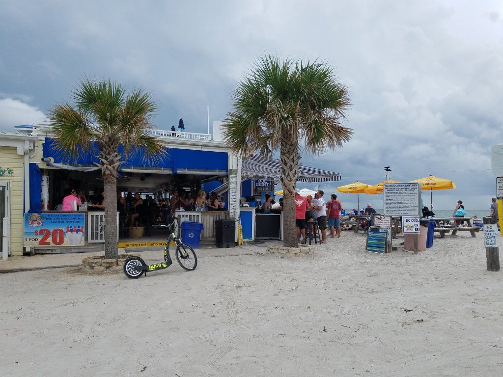 Caddys On The Beach Treasure Island See 1409 Unbiased Reviews Of