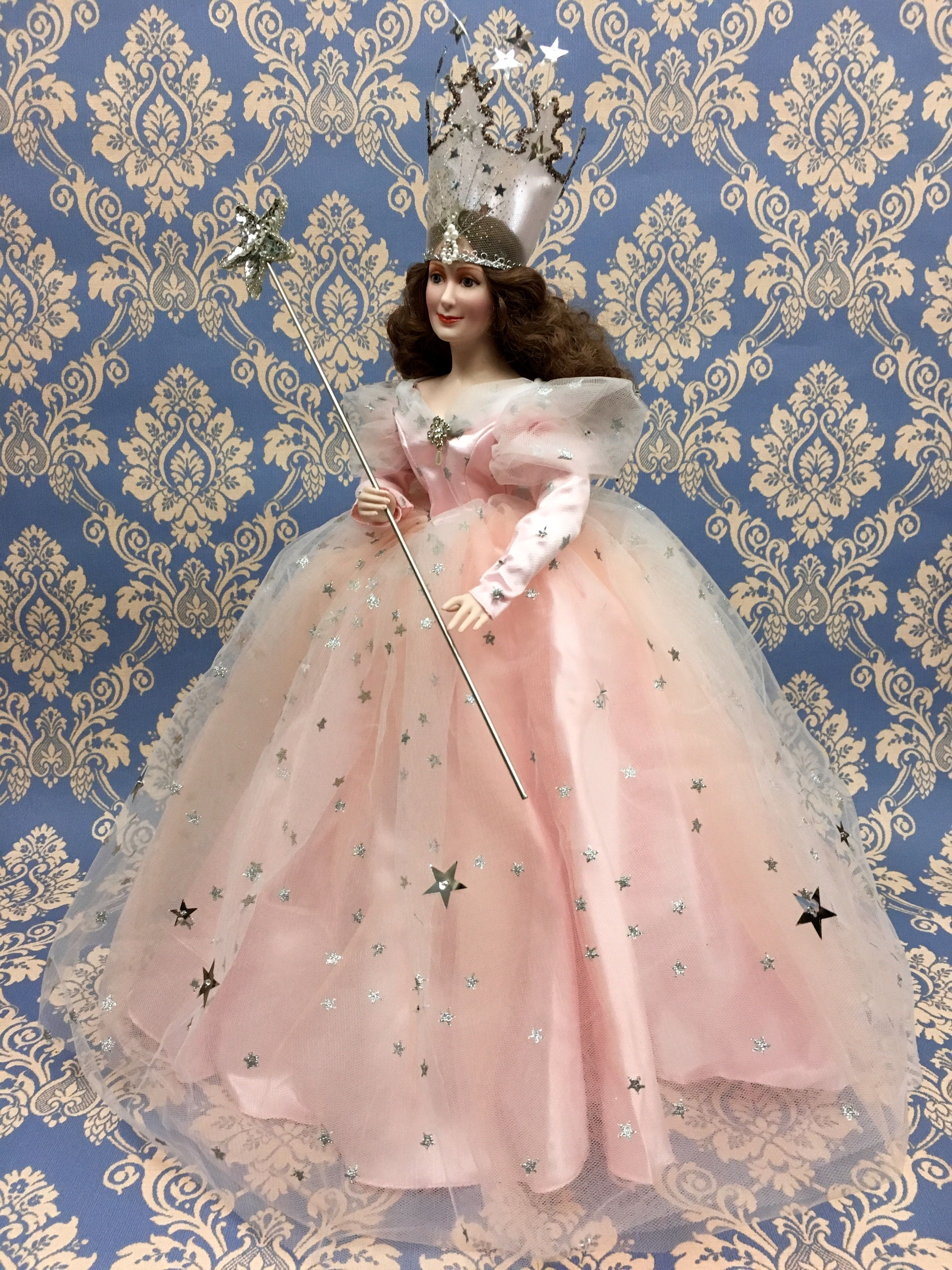 glinda the good witch of the north as portrayed by billie burke