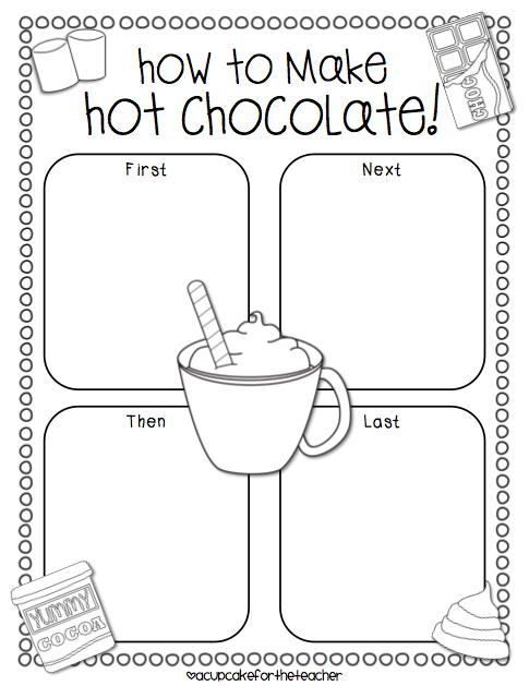 how to make hot chocolate in a pan