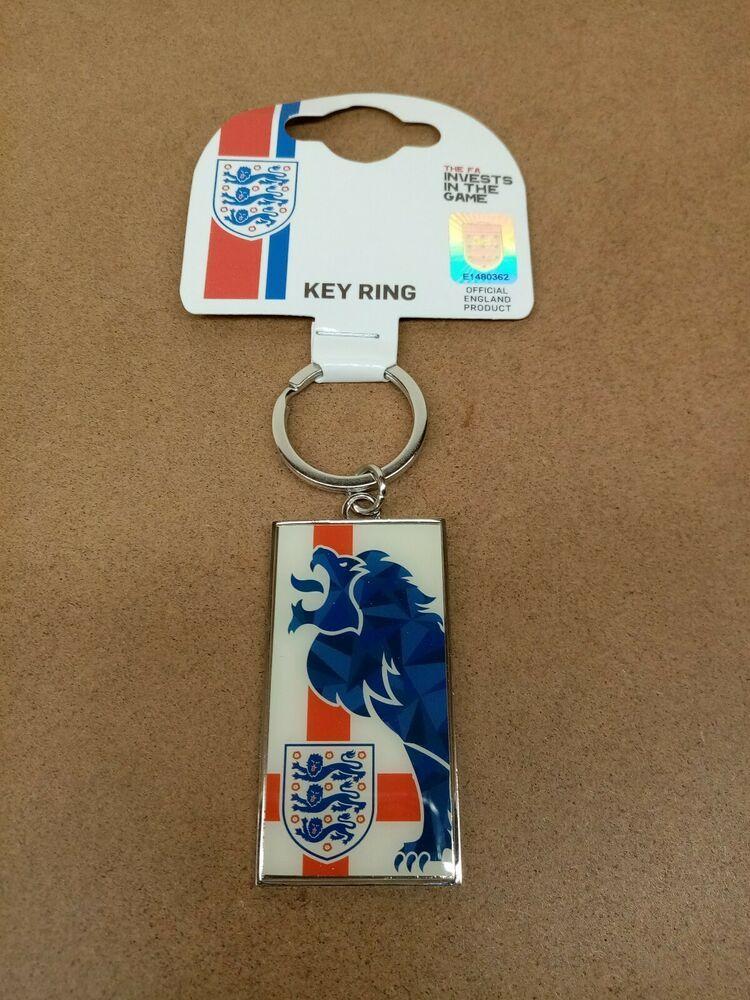 England football team fa keyring st flag english