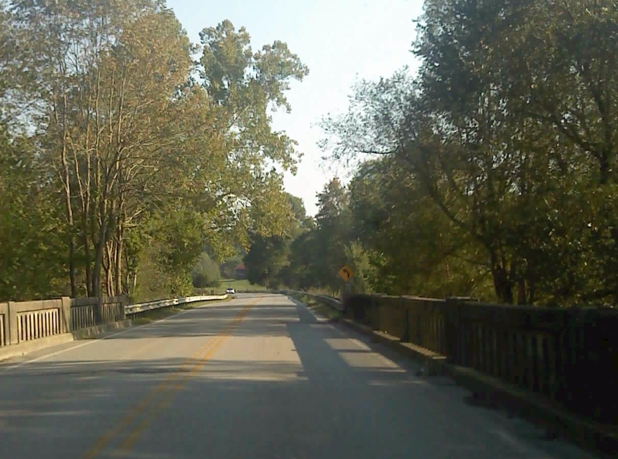 Spring/Summer- 229 Bridge in Laurel Co., KY