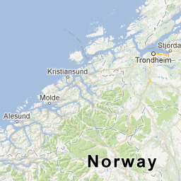 Norwegian stave churches - Google Maps | Norway | Map ...