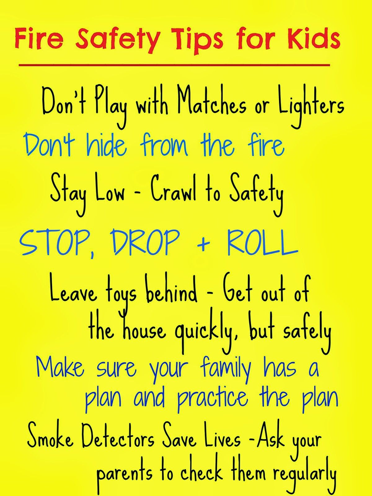 Firepreventionweek Firesafetytips Our Favorite Books