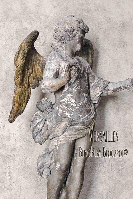Art, Sculptures & Statues... Versailles <3