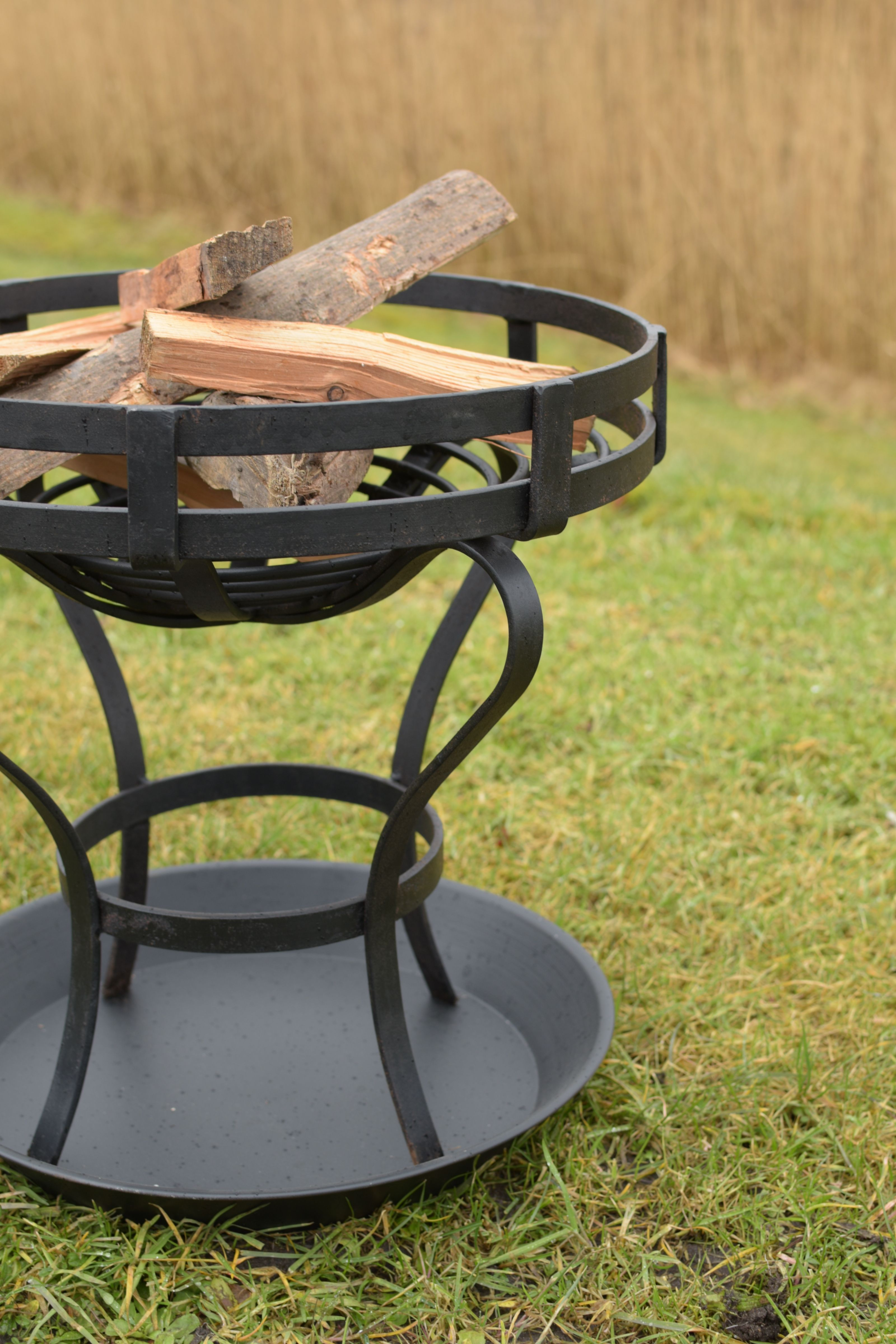 Feuerkorb Mit Grill Fire Pit With Ground Sheet Click For More Info Not Only