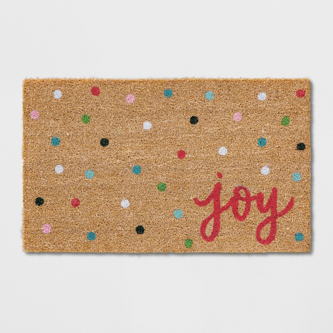 1 6 X2 6 Letters Tufted Doormats Poinsettia Opalhouse Image 1 Of 3 Door Mat Door Mat Diy Opalhouse