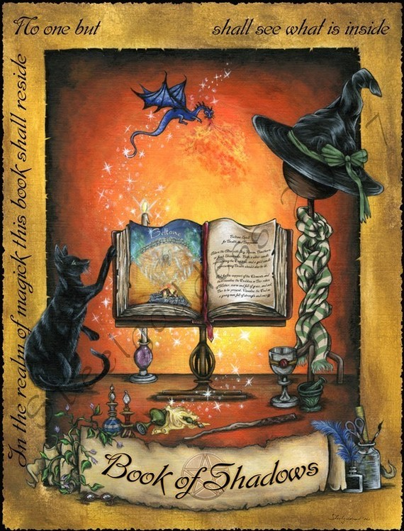 Mage the ascension book of shadows download
