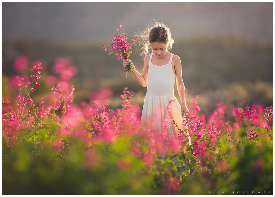 Las vegas child photographer kingman az photographer springtime beauty