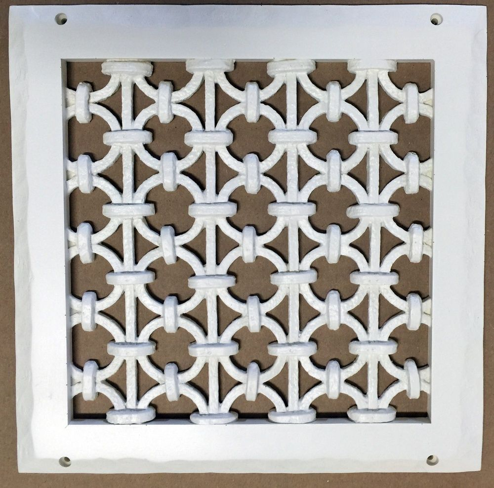 Iron Ring Grille Majestic Vent Covers Iron ring, Iron
