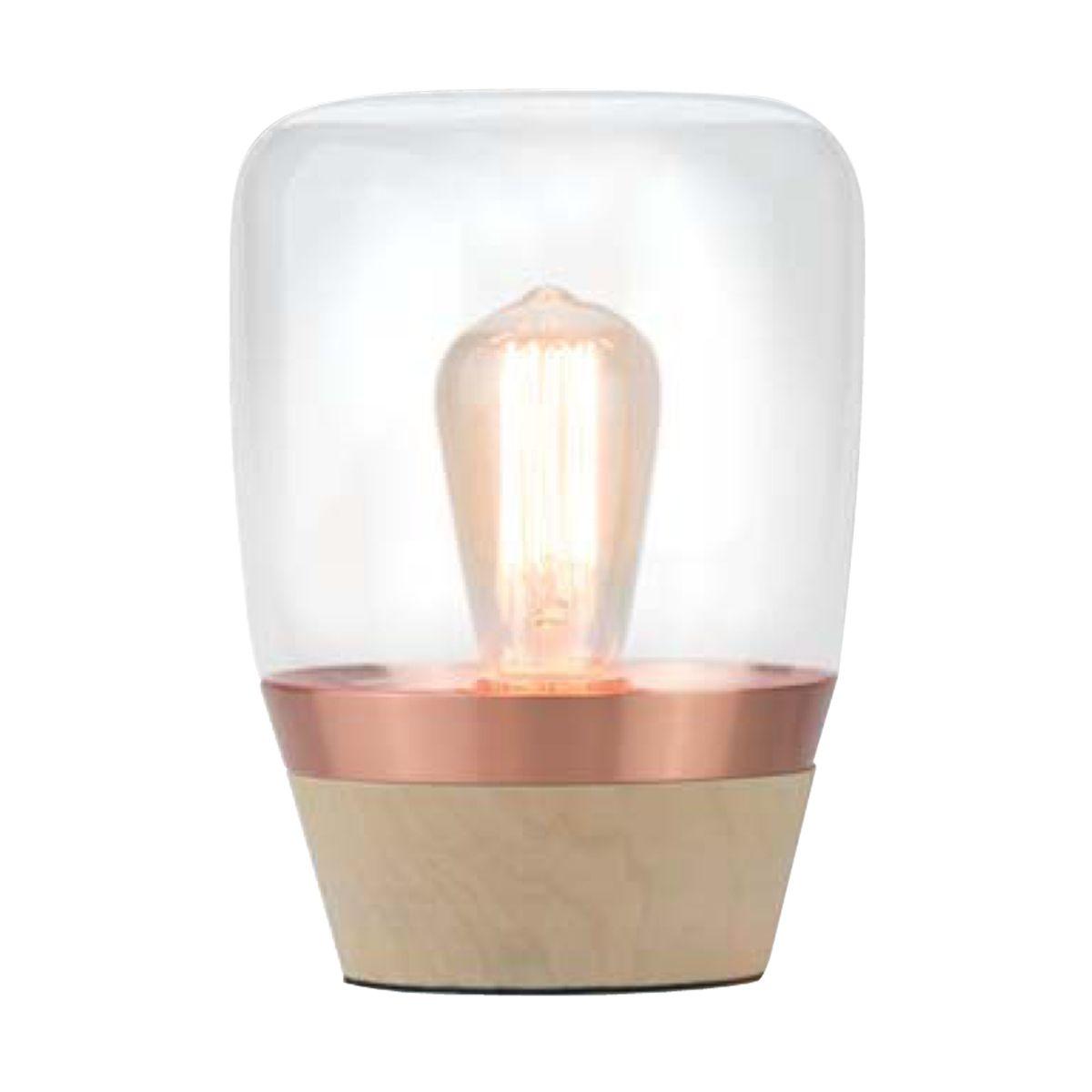 Rose Gold Look Lamp Kmart Lamp Contemporary Living Room Edison Light Bulbs