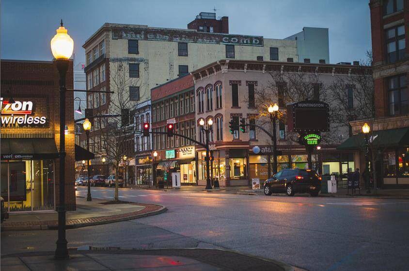 Downtown Huntington WV | Virginia travel, West virginia travel ...
