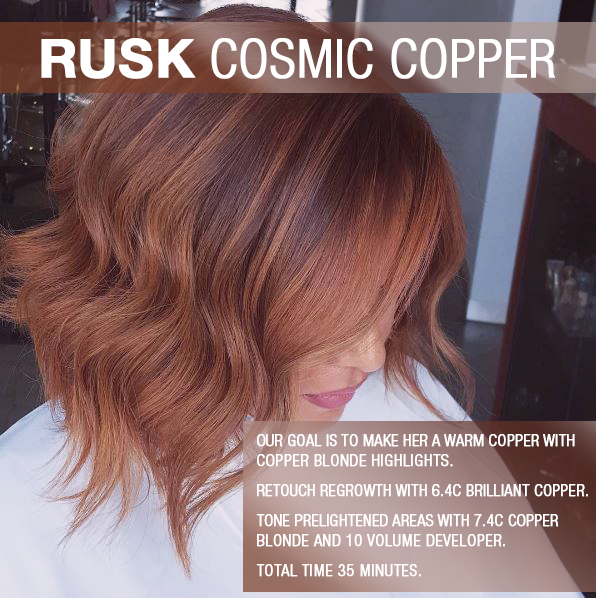 We Hear Copper Is Trending In Cali Hair And Vibes Via Maria Blankevoort Hair Color Formulas Red Copper Hair Color Copper Red Hair