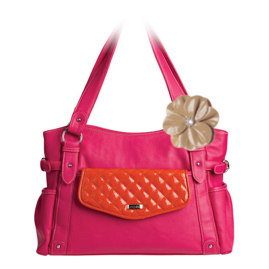 Grace Adele Pink Mary with Orange Jane.  This would look AWESOME with my new spring clothes!!