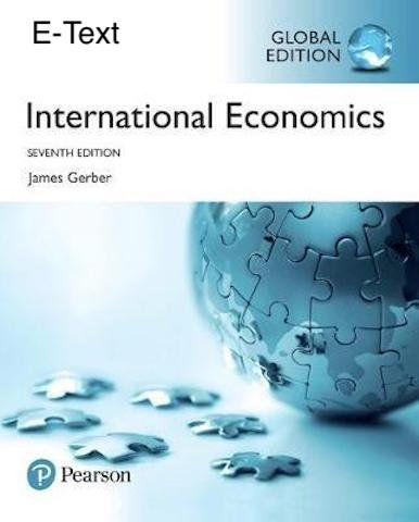 International economics global 7th edition by james gerber e book international economics global 7th edition by james gerber e book pdf fandeluxe Gallery