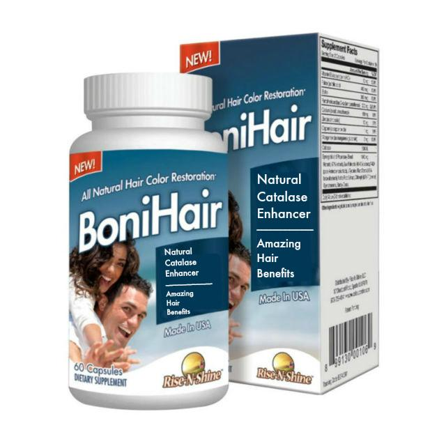 BoniHair USA -Advanced Catalase Support - Direct From