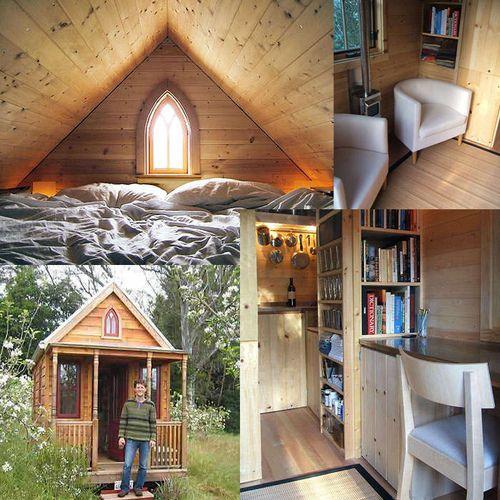 Best 25+ Tumbleweed Homes Ideas On Pinterest