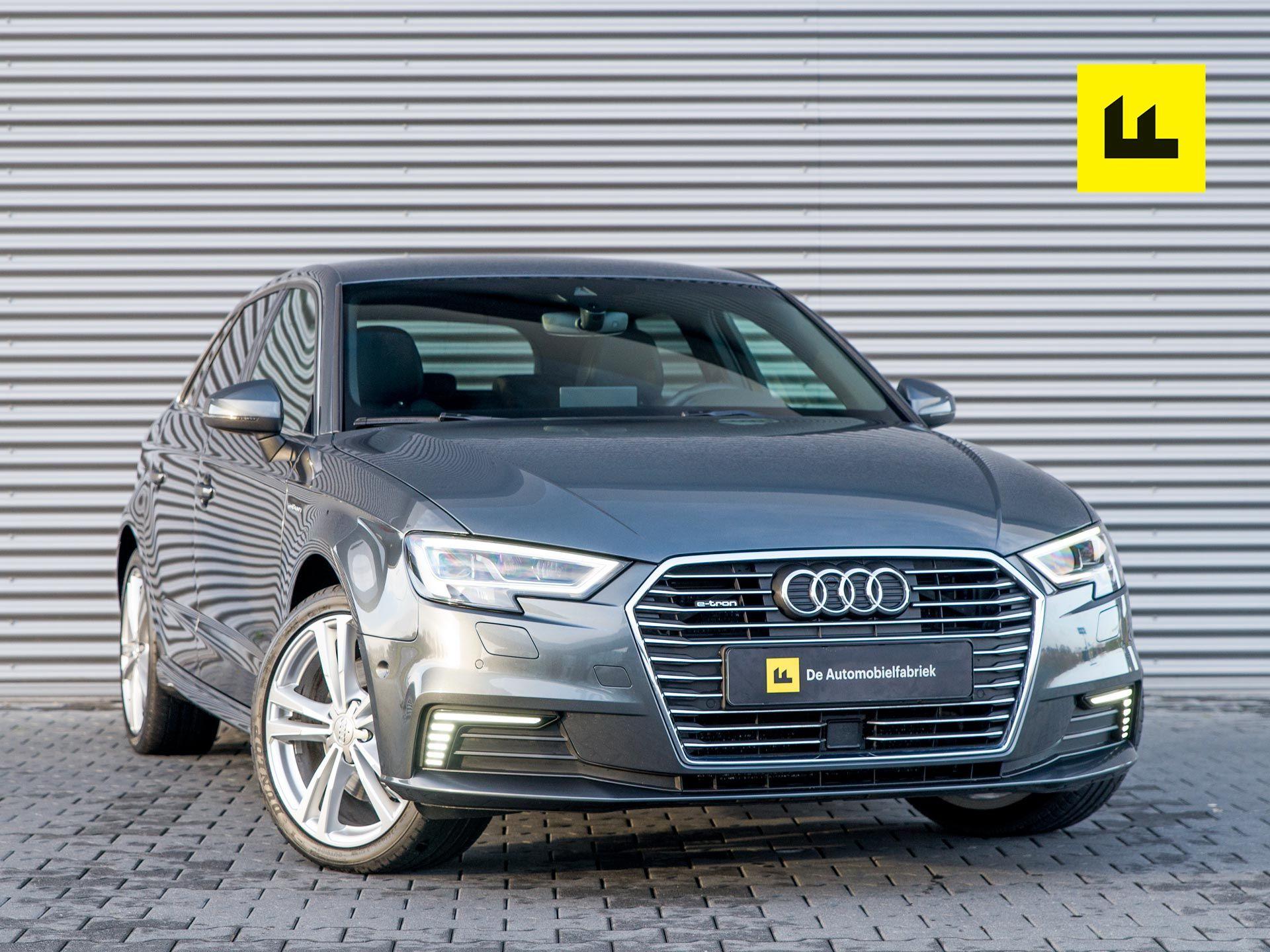 Audi A3 Sportback 1.4 etron S line Prijs Excl. BTW €34