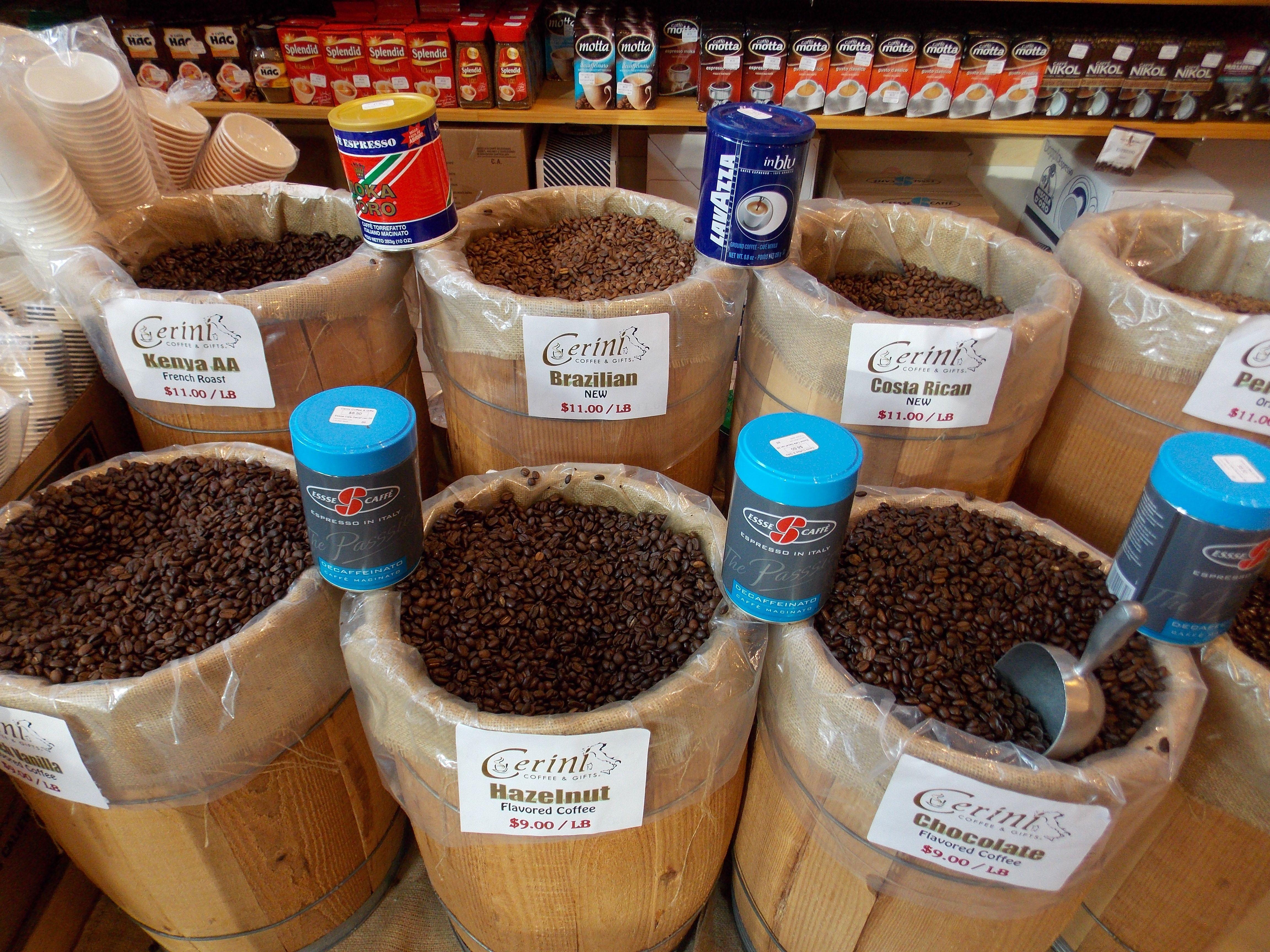 Cerini's Coffee & Gifts