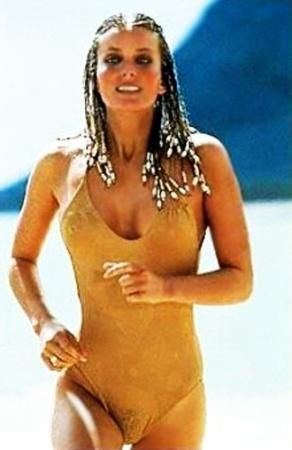 Bo Derek...What boy didn't have a crush on her after the ...