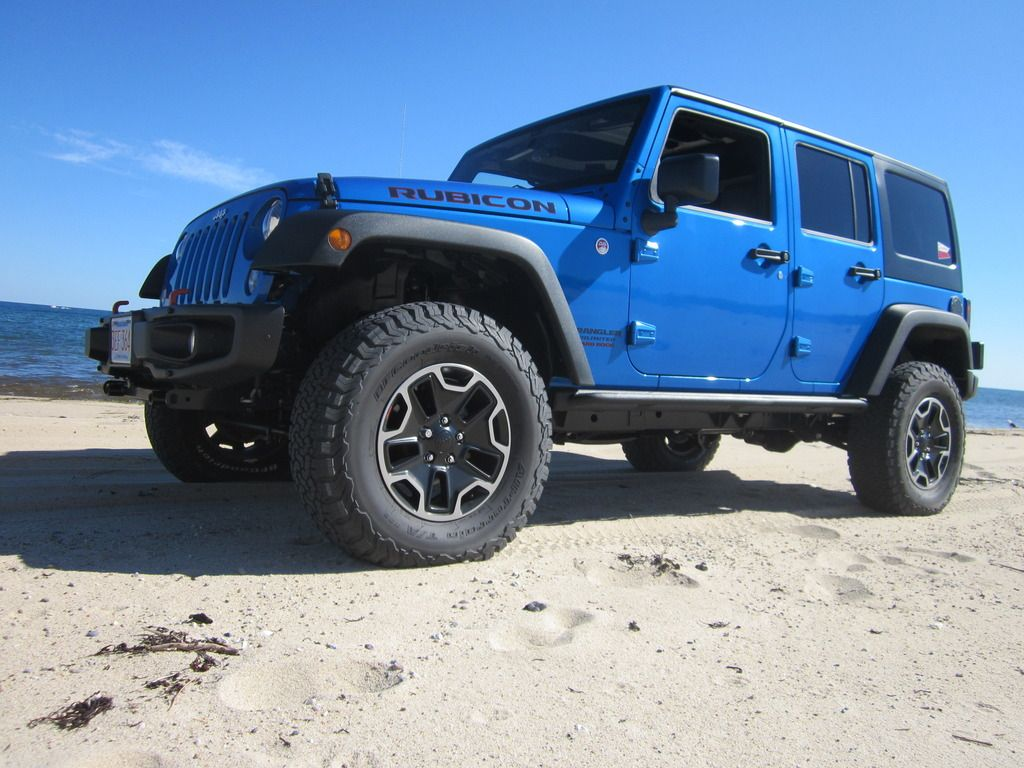 Inch lift with in tires with pics please page 5 jeep wrangler forum