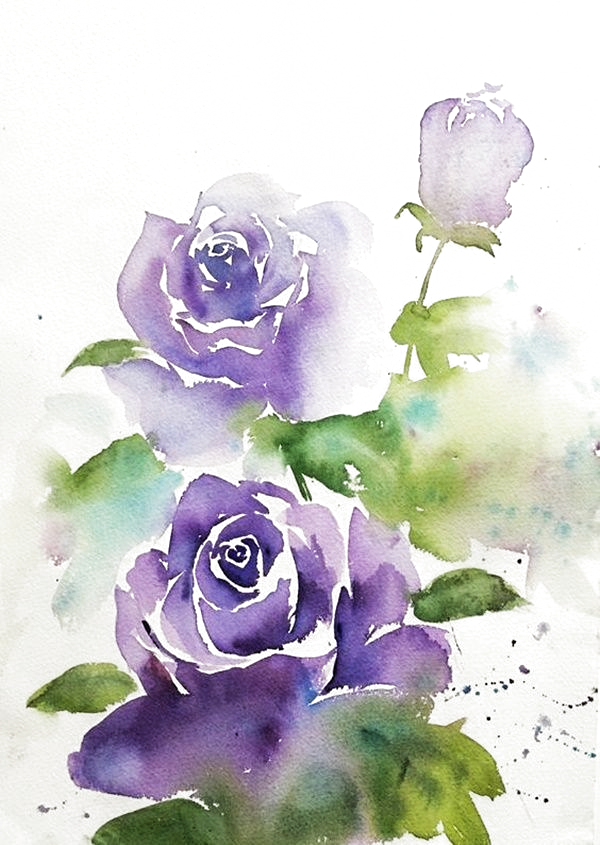 40 Realistic But Easy Watercolor Painting Ideas You Havent Seen Before -  40 Realistic But Easy Watercolor Painting Ideas You Haven't Seen Before  - #AbstractPaintings #before #Easy #FineArt #haven #Havent #ideas #painting #realistic #watercolor #WatercolorPainting