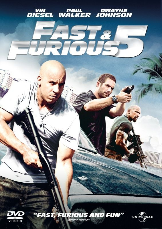 Nonton Film Fast And Furious 5 : nonton, furious, (2011), Five,, Movies, Online, Free,, Furious