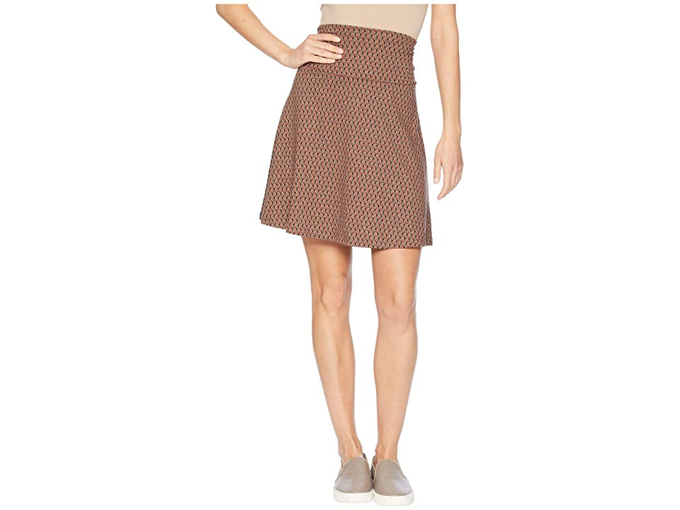 ToadCo Chaka Skirt Falcon Geo Teardrop Print Womens Skirt Put together an easy breezy ensemble in an instant with the versatile Chaka Skirt The Chaka Skirt features a fla...