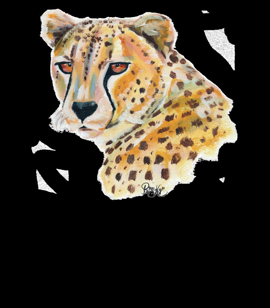 Cheetah by Brooklyn